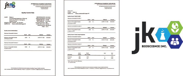 Standard passin report