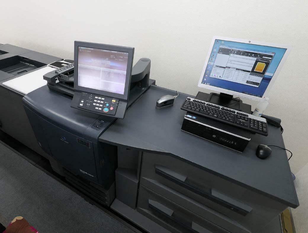 デジタルオンデマンドプリント機器 その2
